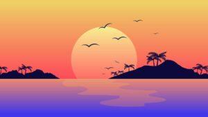 Aesthetic Desktop Wallpaper HD