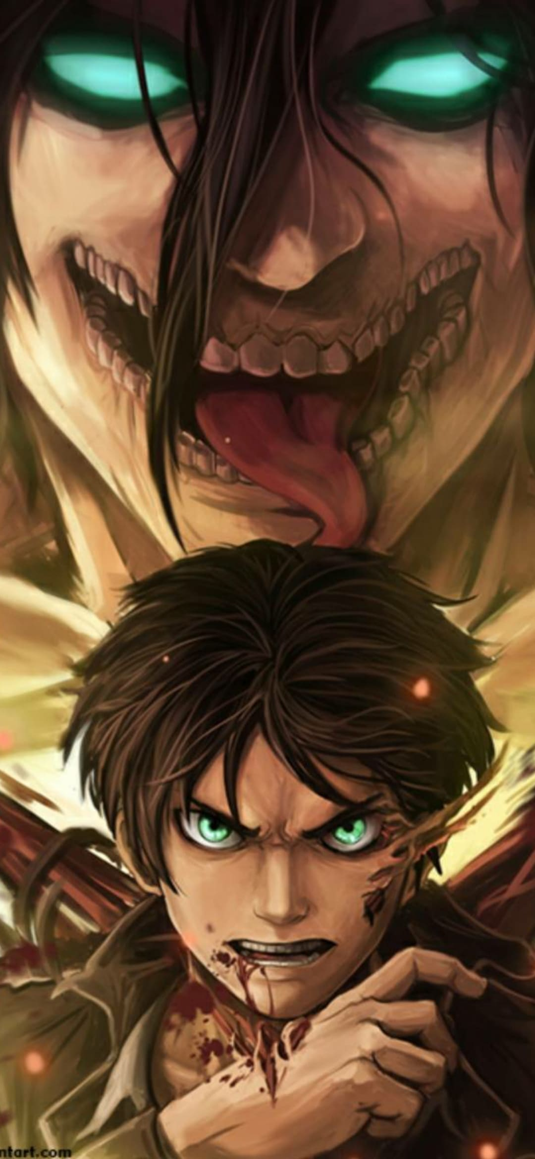 Attack On Titan Android Wallpaper Top Free Android Background Wallpaper