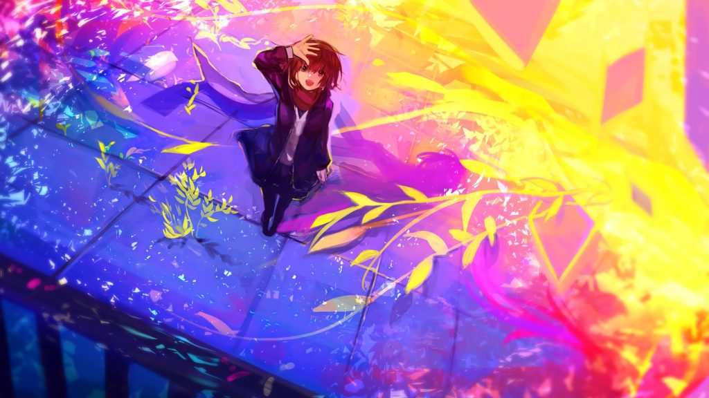 Anime Background For Computer