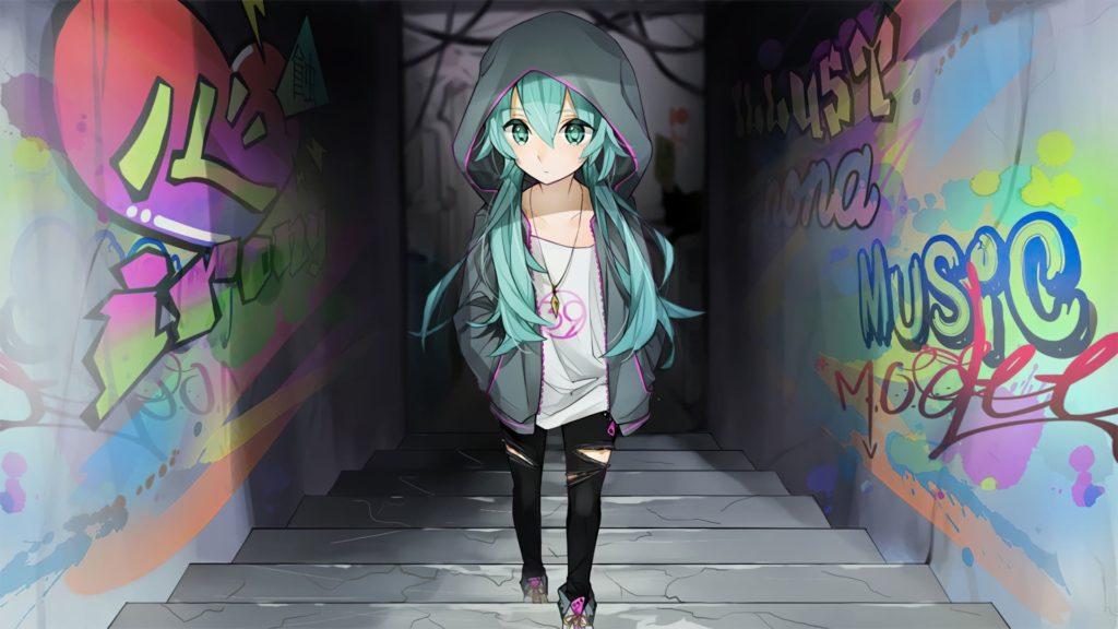 Anime Background For Desktop