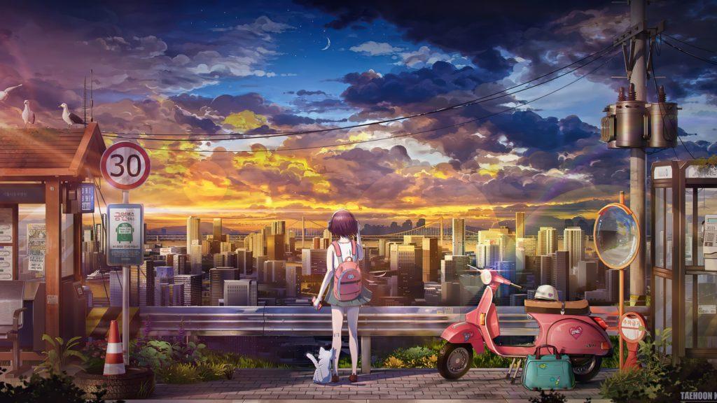 Anime Wallpaper For Pc