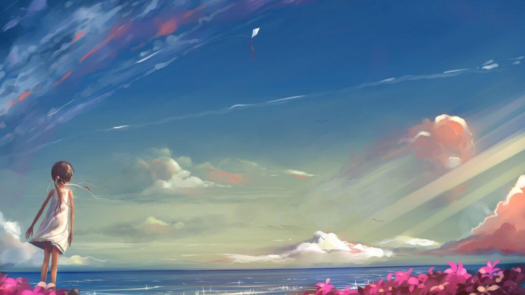Anime Desktop Wallpaper 4k
