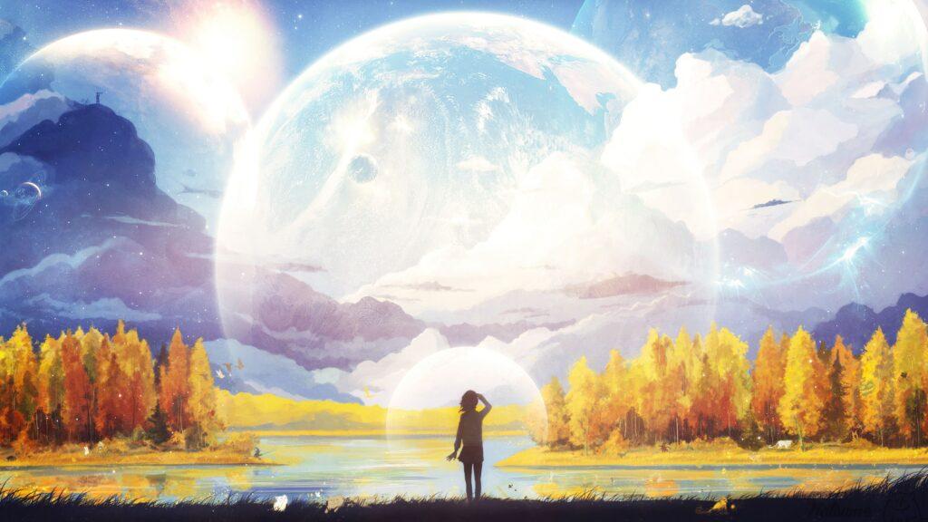 Anime Desktop Wallpaper Hd