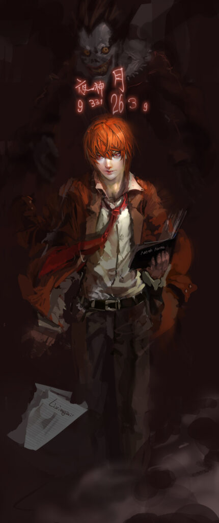 Death Note Android Wallpaper