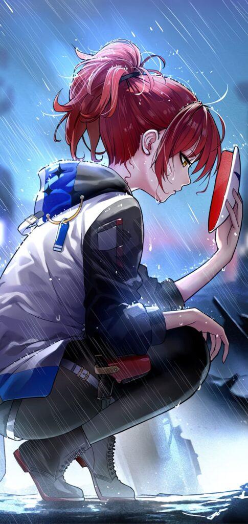 4k Anime Girl Wallpaper