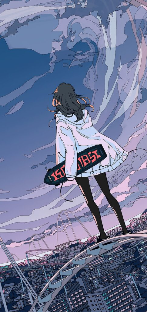 Amoled Anime Wallpaper