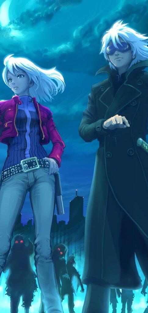 Anime Cute Couple Wallpaper