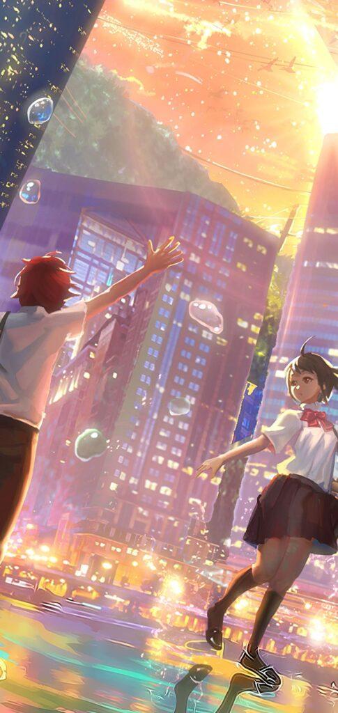 Anime Wallpaper Couple Hd