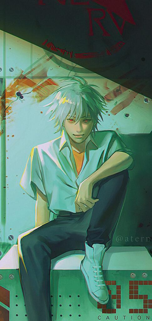 Depressed Anime Wallpaper