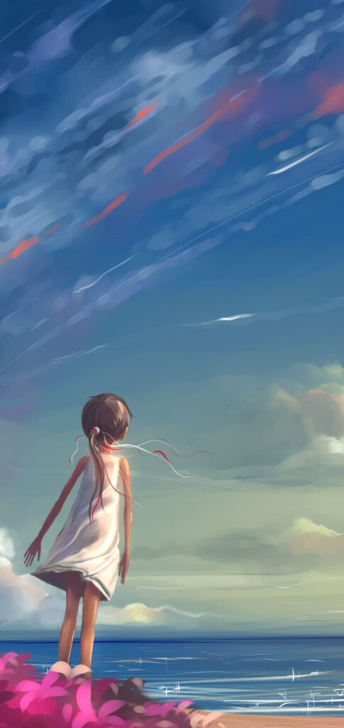 Scenery Anime Wallpaper