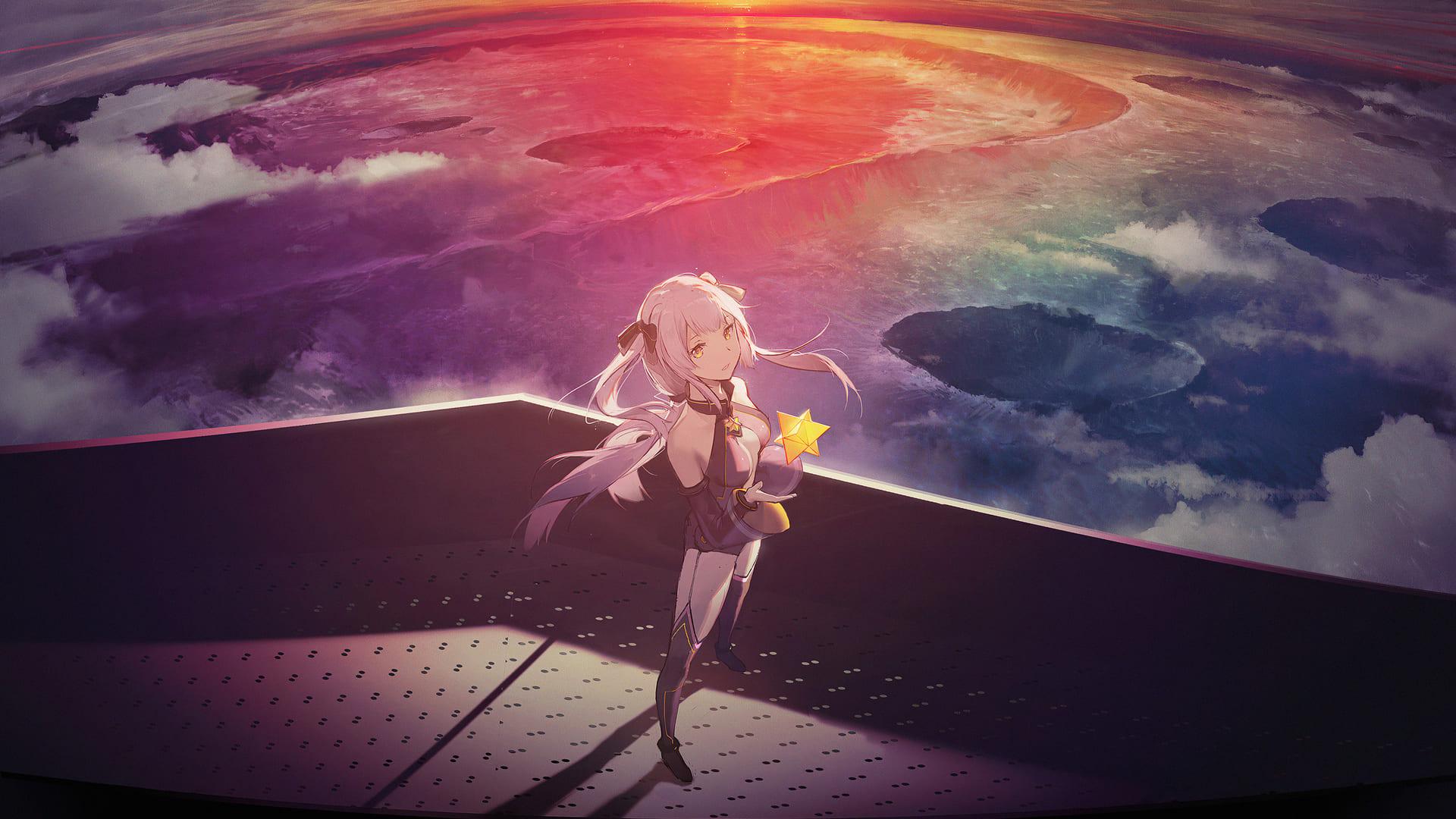 Aesthetic Anime Laptop Wallpaper - Top ...