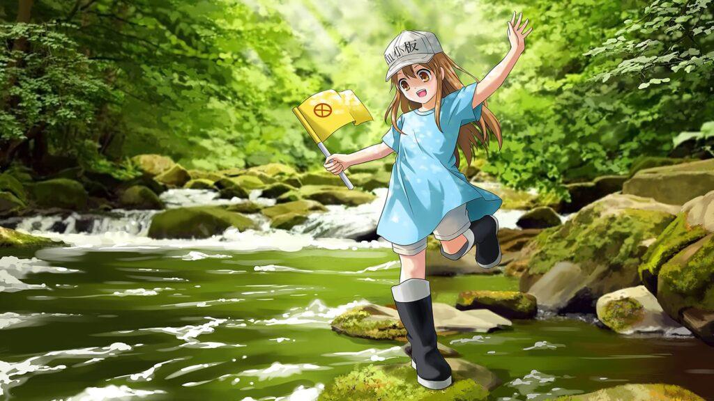 anime desktop wallpaper 4k pinterest