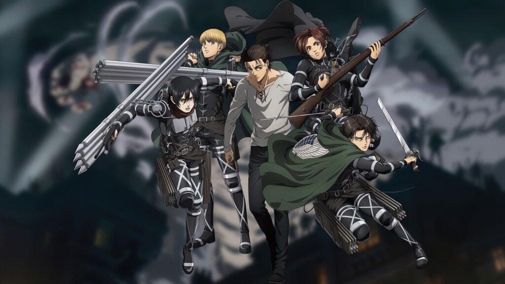 anime desktop wallpaper for hd