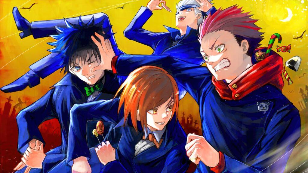 desktop wallpaper all anime