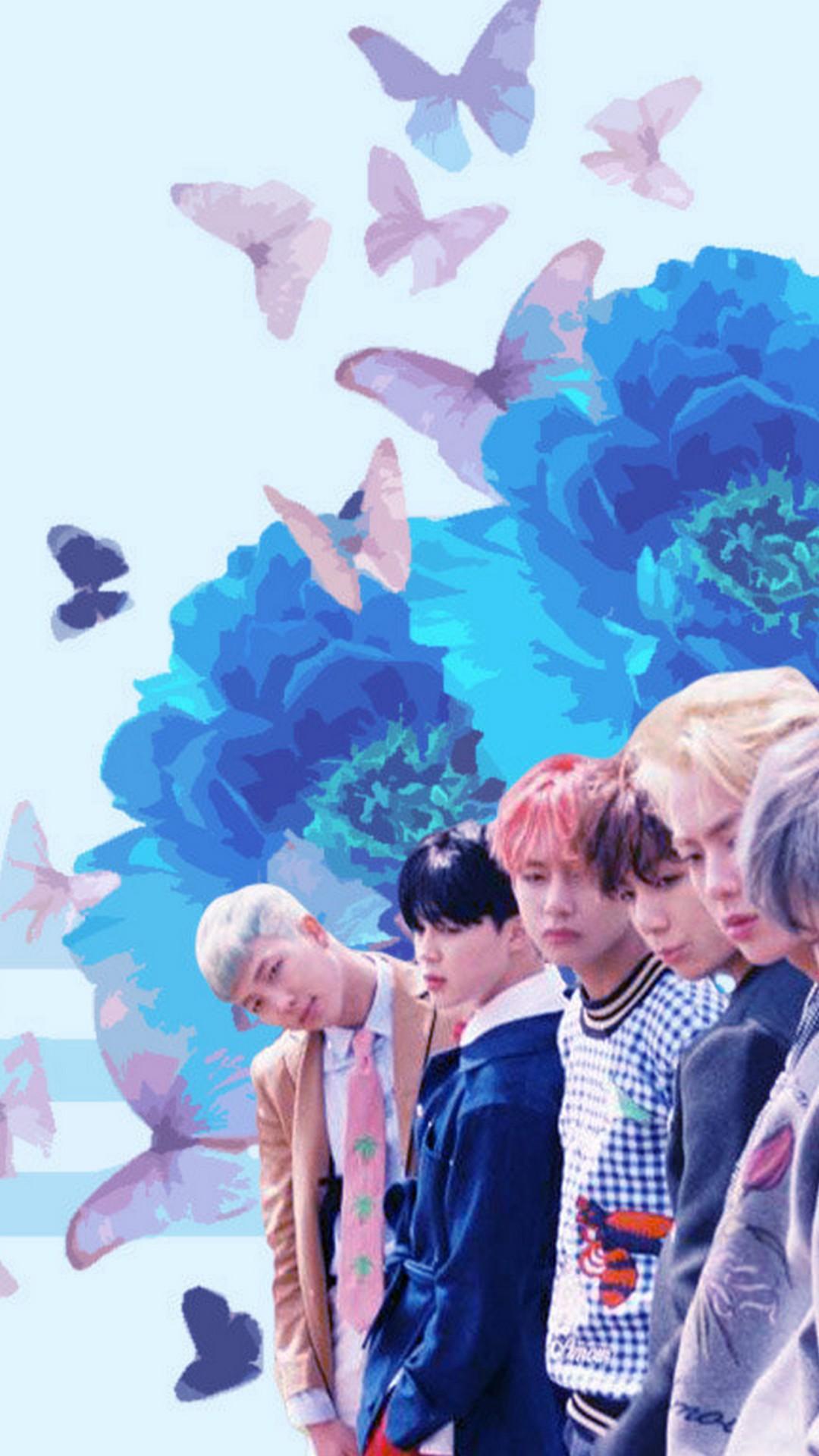 BTS Wallpaper For iPhone 6 Plus