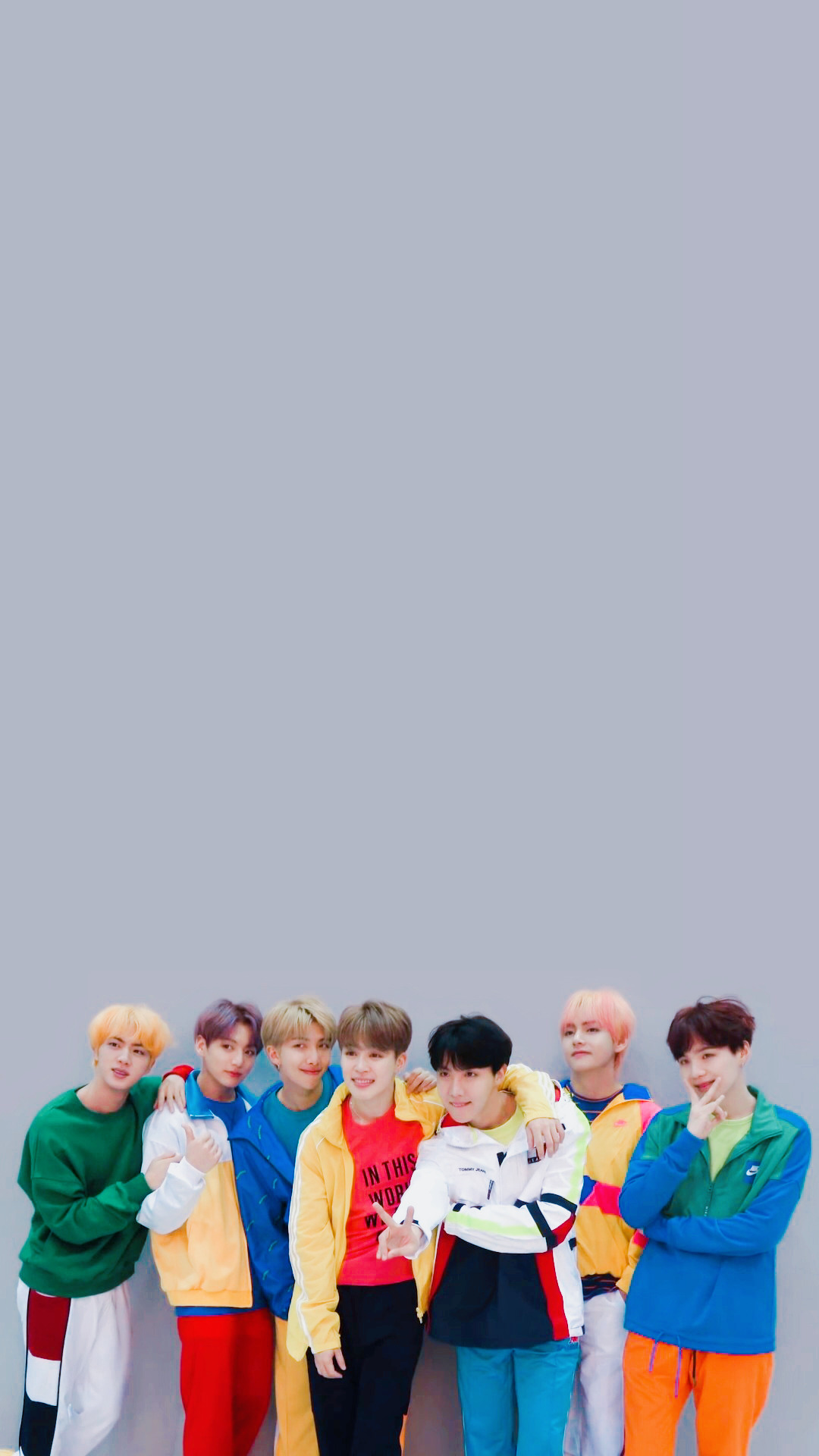 BTS Wallpaper For iPhone 6