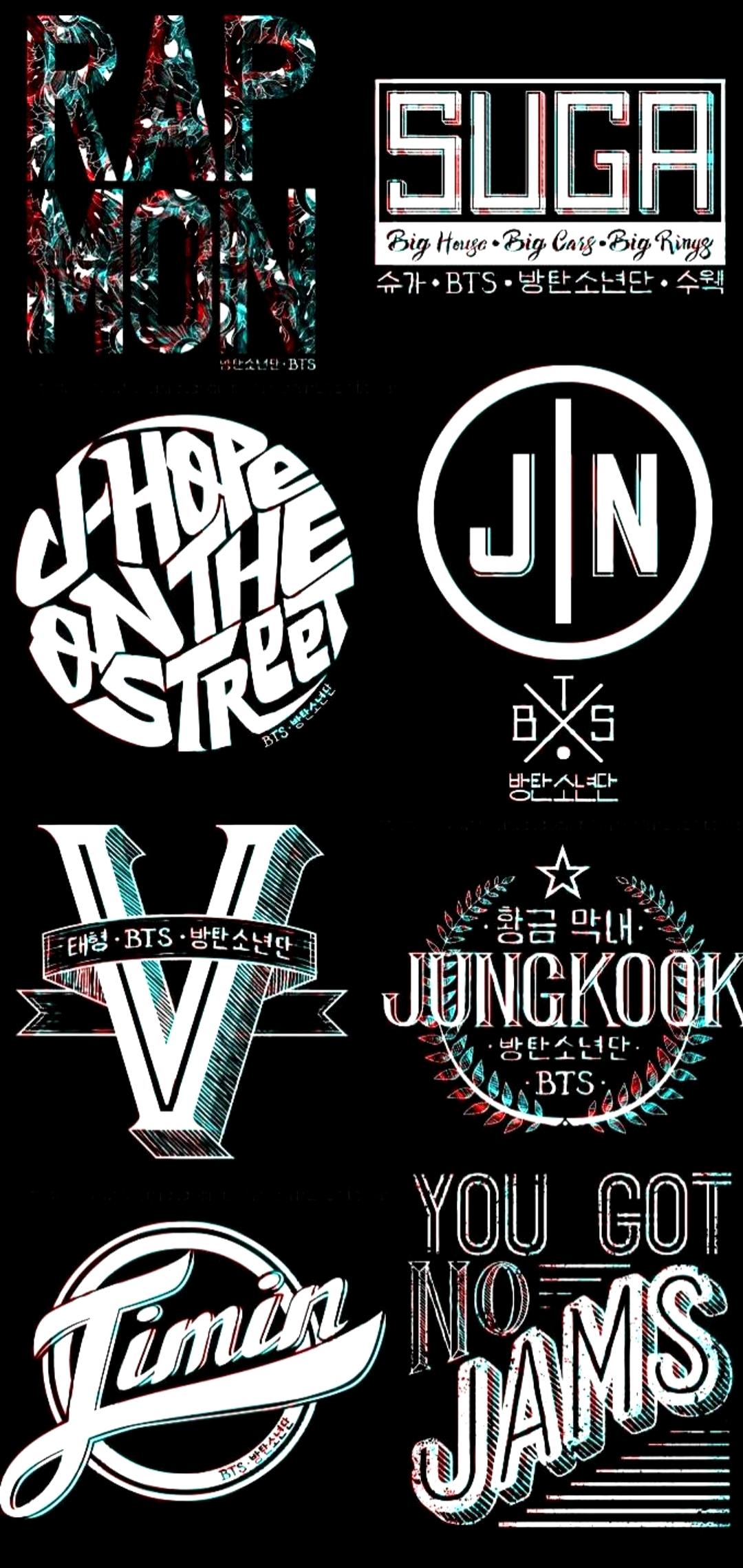 BTS Wallpaper For iPhone 8 Plus