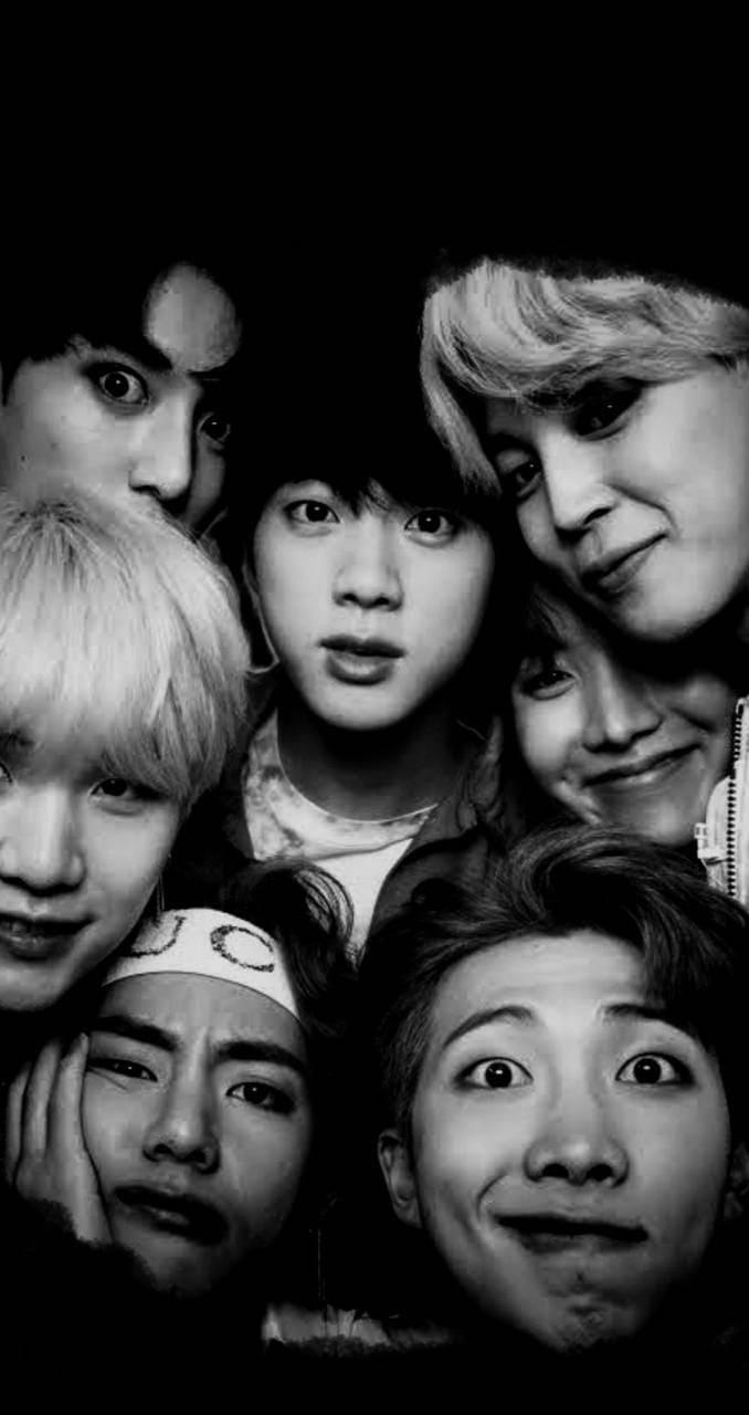 BTS Wallpaper Lock Screen
