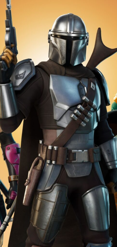 new fortnite android wallpaper