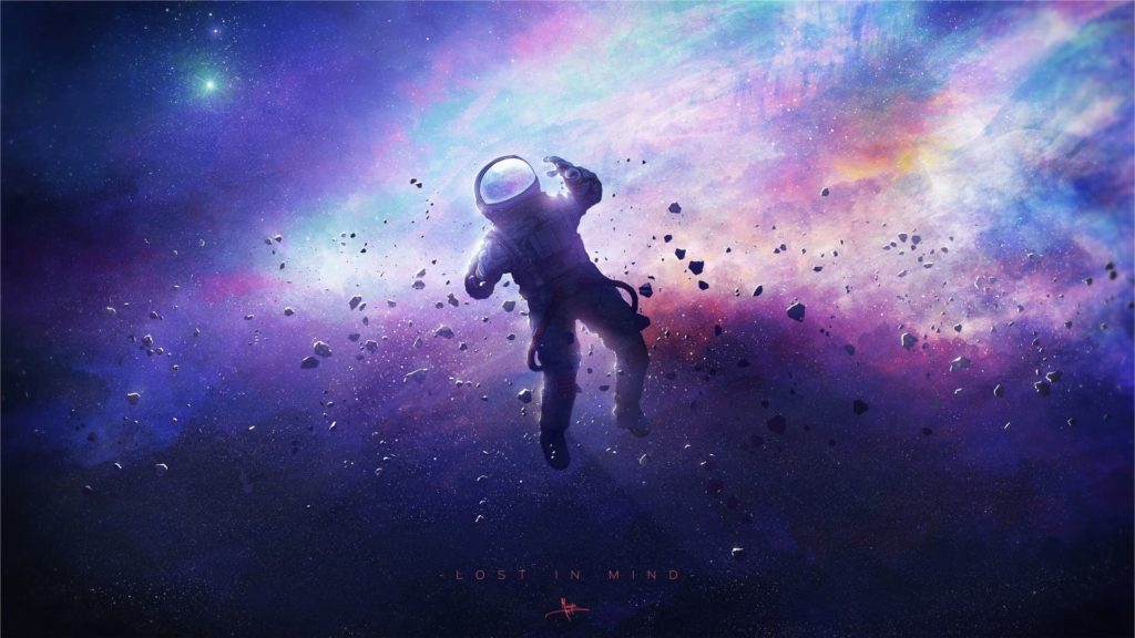 Astronaut Wallpaper For Desktop