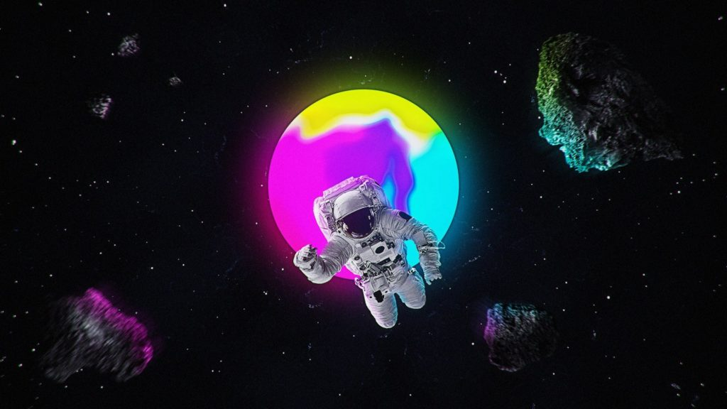 Astronaut Wallpaper For Laptop