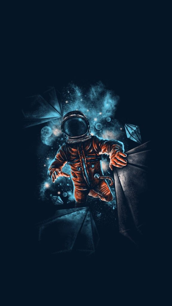 Astronaut Wallpaper For Mobile