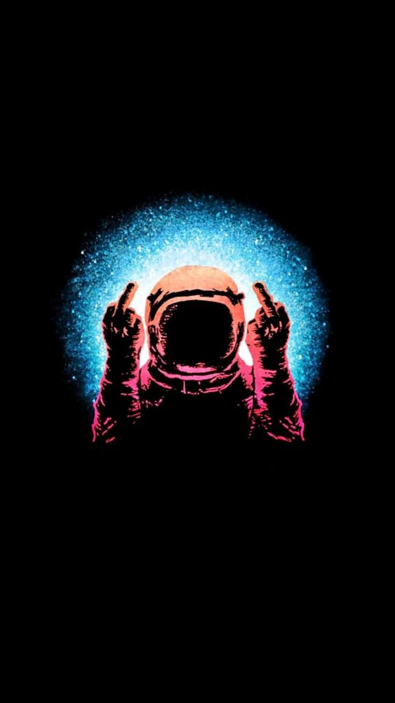 Astronaut Wallpaper For Phone