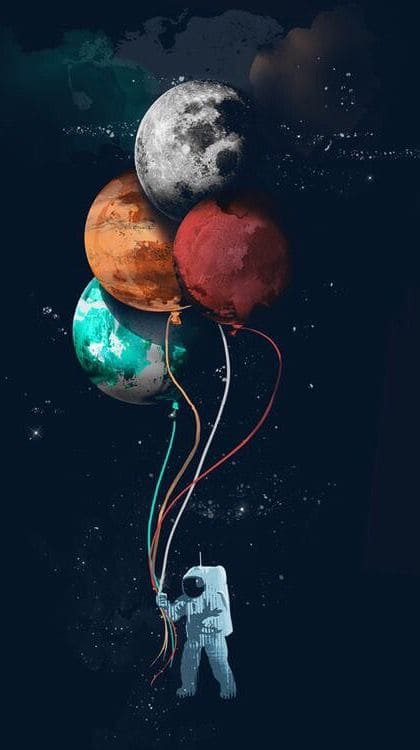 Astronaut Wallpaper For Iphone Xr