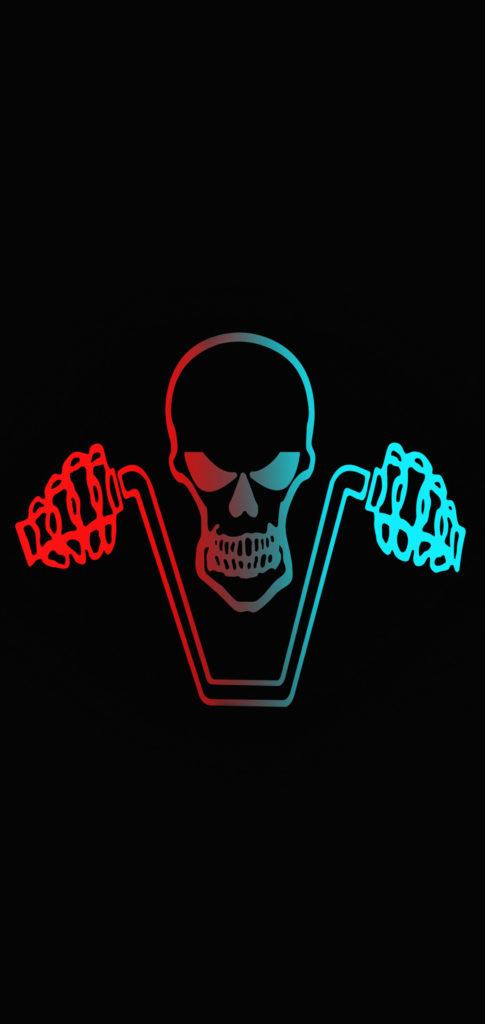 Black Ghost Rider Wallpaper