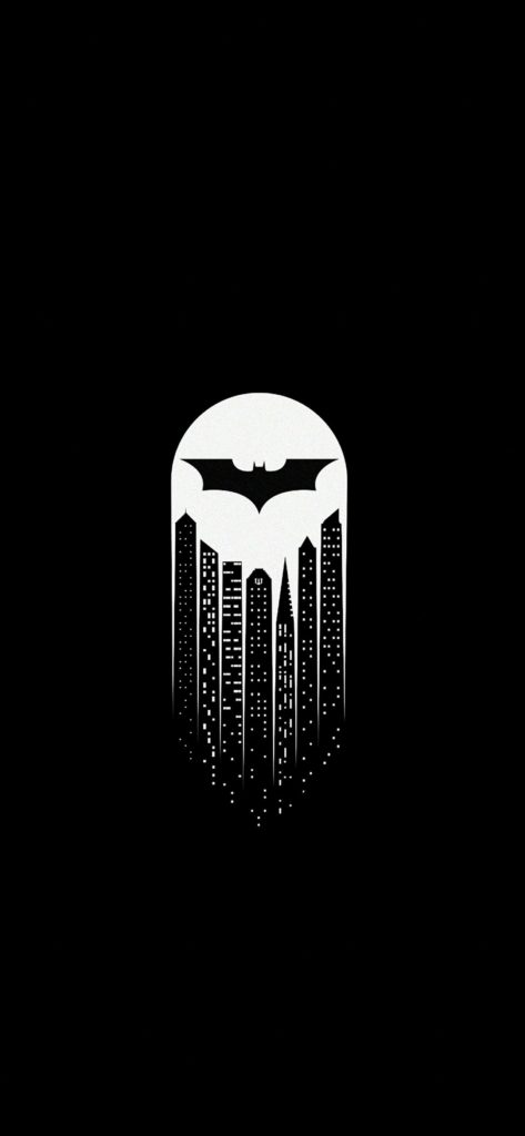 Black Wallpaper Batman