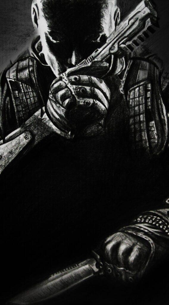 black wallpapers 2021