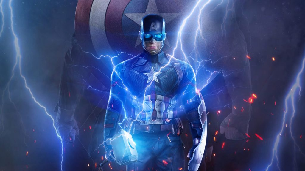 Captain America Background For Pc