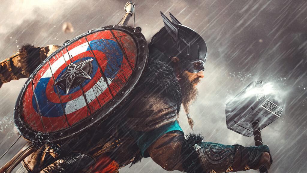 Captain America Computer Wallpaper 2021