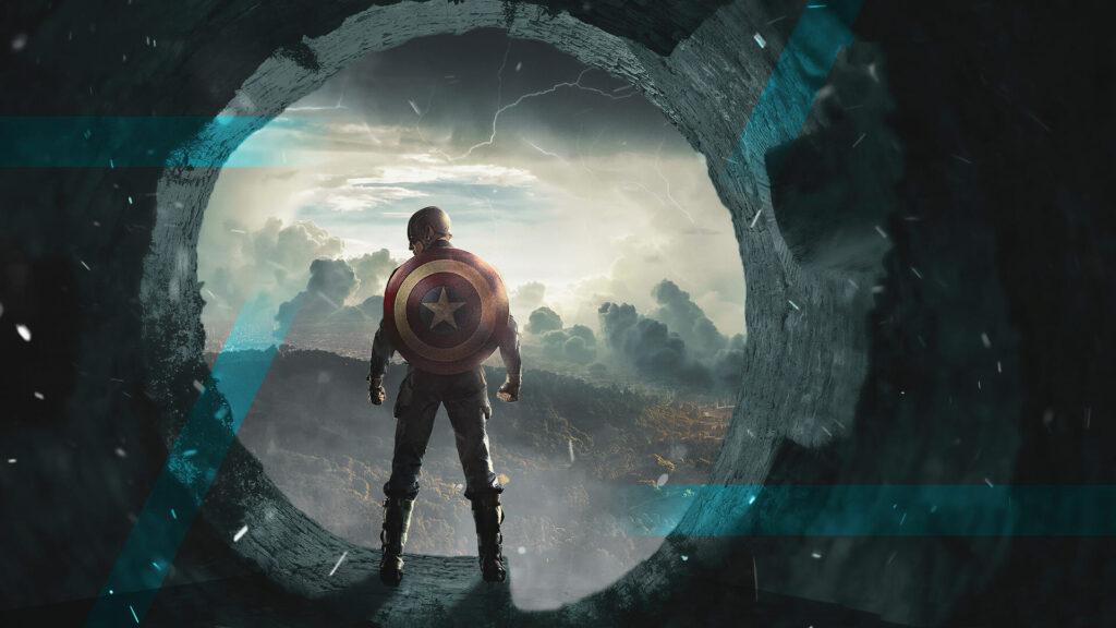 Captain America Computer Wallpaper Hd