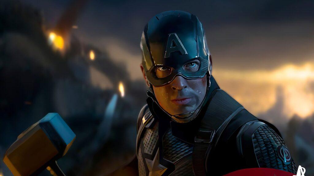 Captain America Laptop Wallpaper Hd