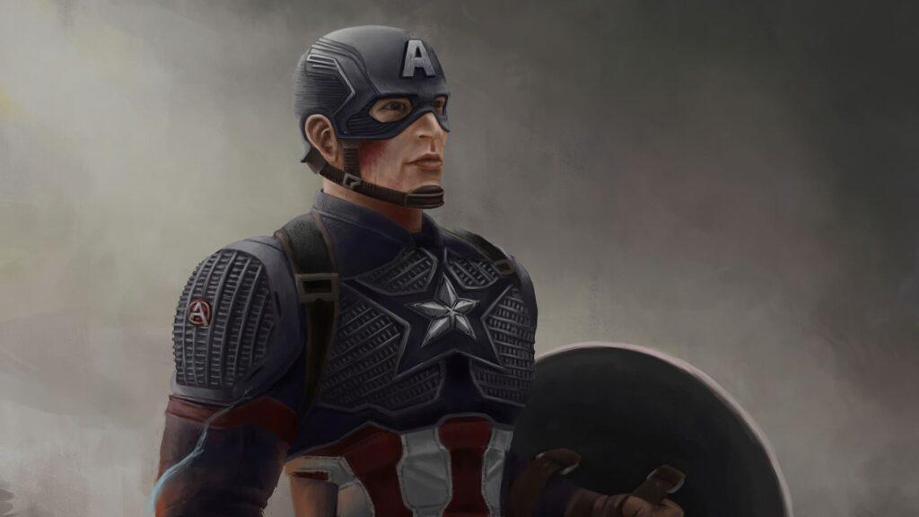 Captain America Pc Wallpaper 2021