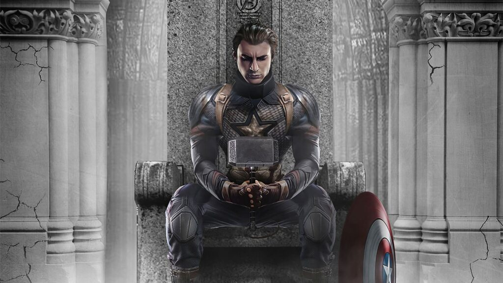 Captain America Pc Wallpaper Hd