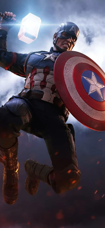 Captain America Wallpapers: Top 4k Captain America ...