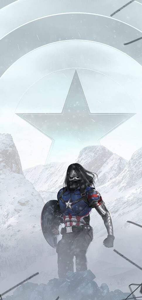 Captain America Wallpaper For Android