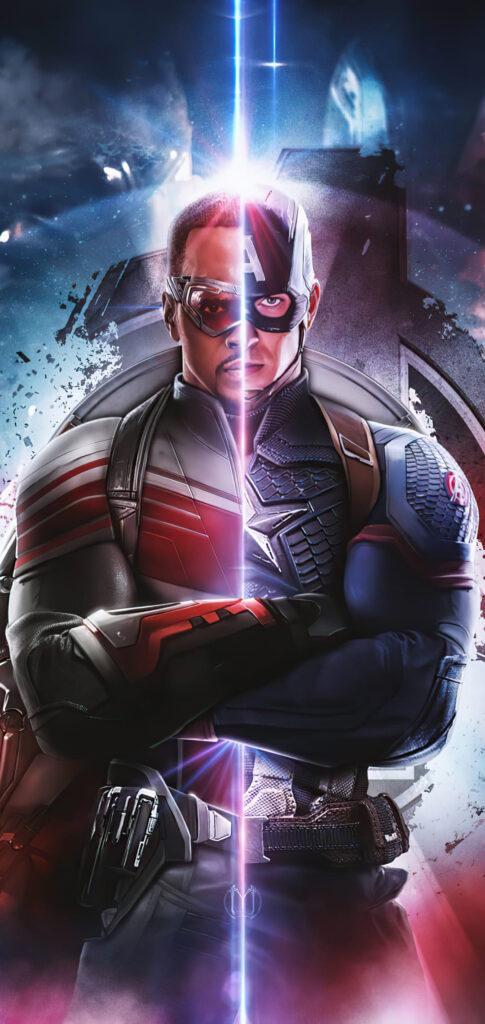 Captain America Wallpaper For Mobile