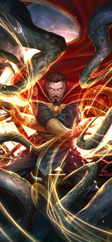 Doctor Strange Android Wallpaper