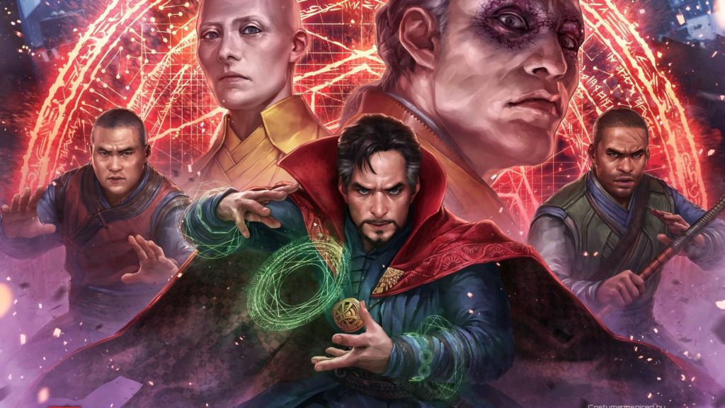 Doctor Strange Background For Desktop