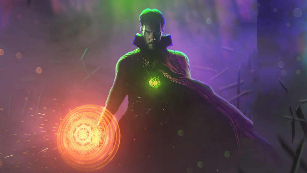 Doctor Strange Backgrounds