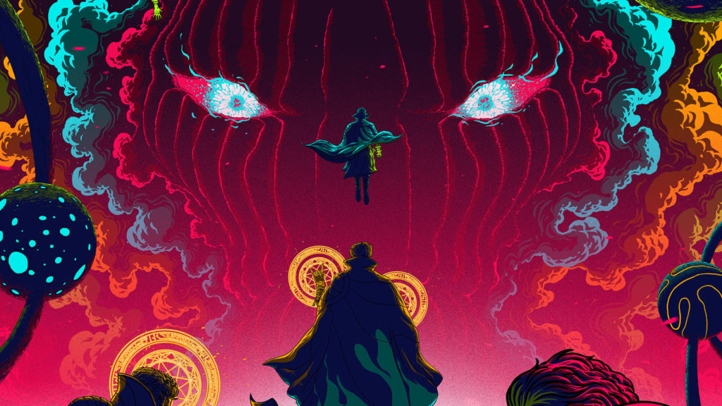 Doctor Strange Computer Wallpaper