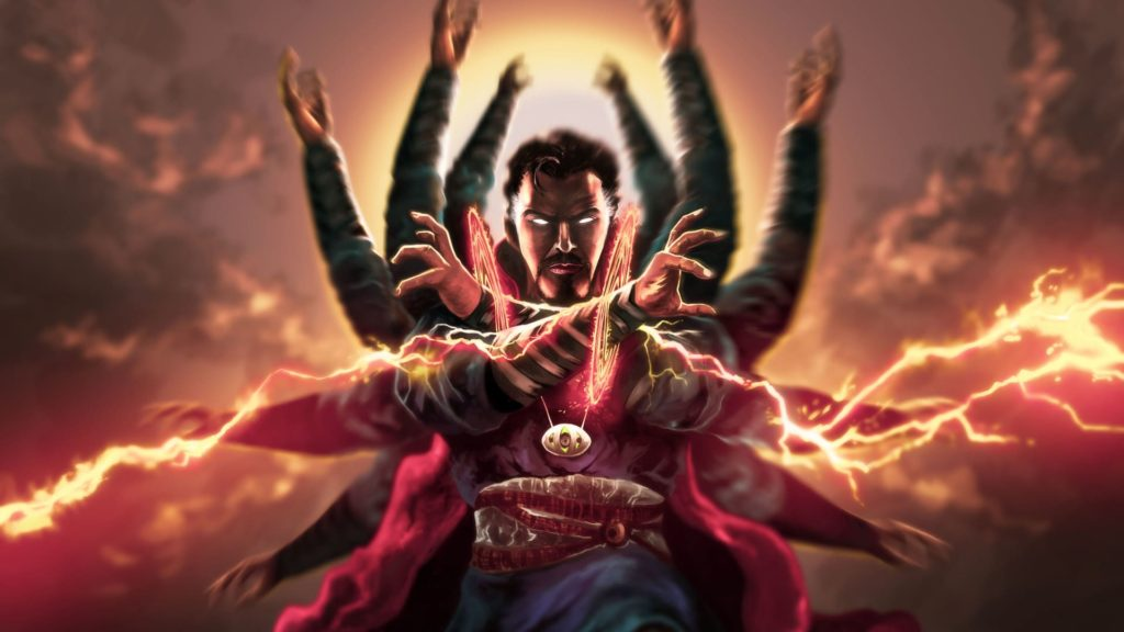Doctor Strange Desktop Wallpaper