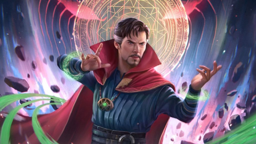 Doctor Strange Laptop Wallpaper