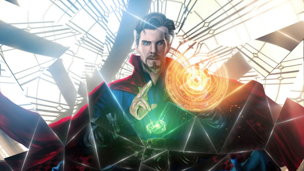 Doctor Strange Macbook Wallpaper