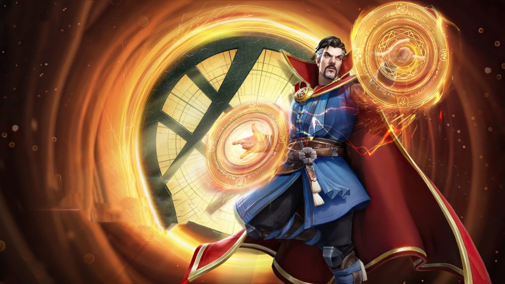 Doctor Strange Pc Wallpaper