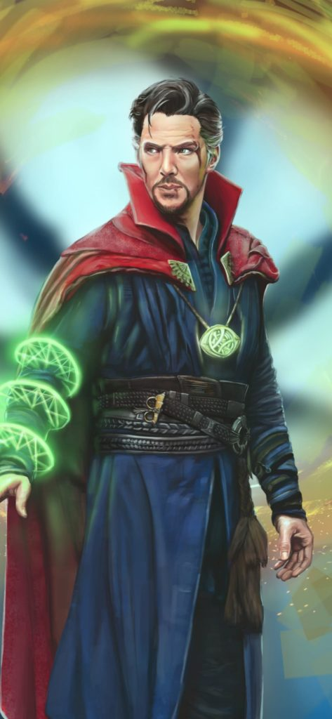 Doctor Strange Phone Wallpaper