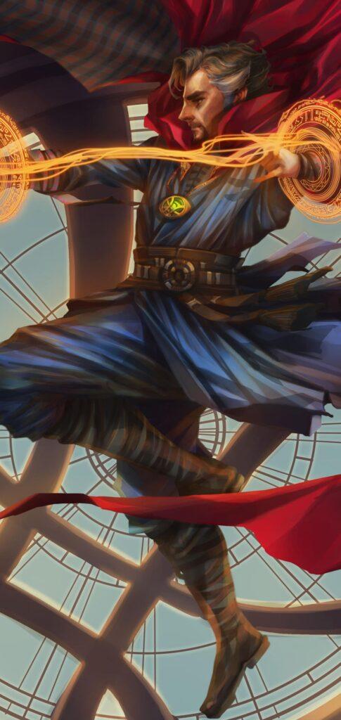 Doctor Strange Wallpaper For Smartphone